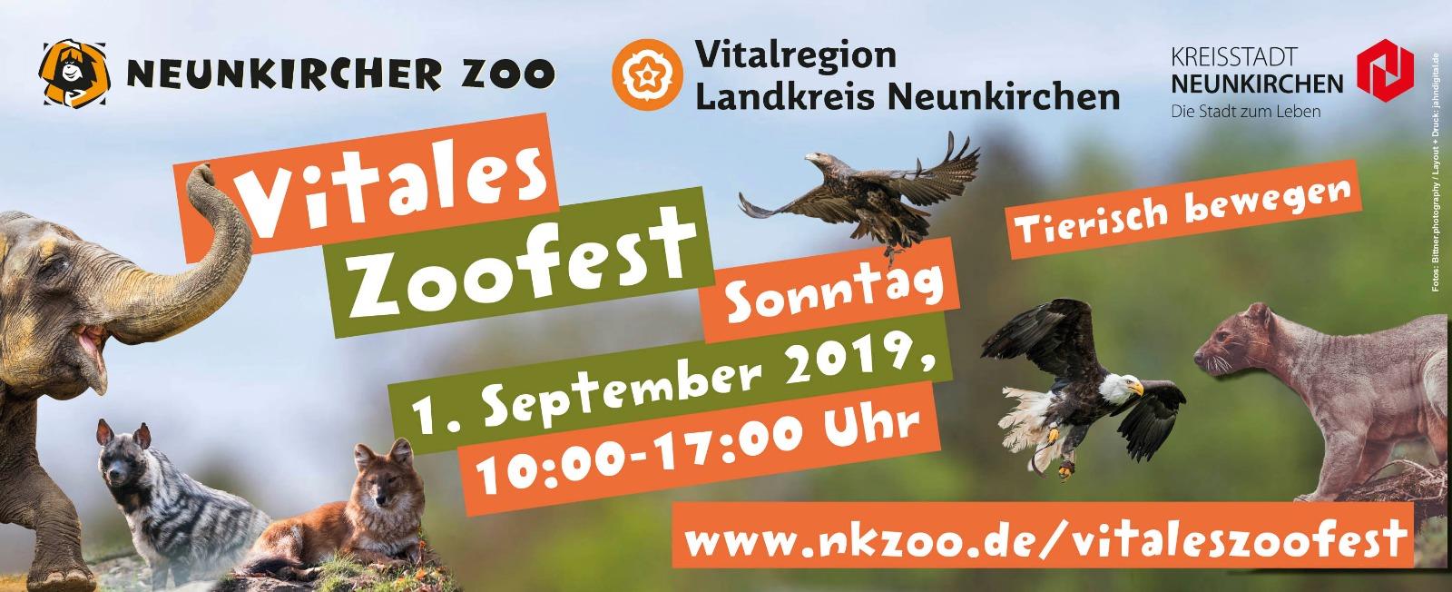 Vitales Zoofest