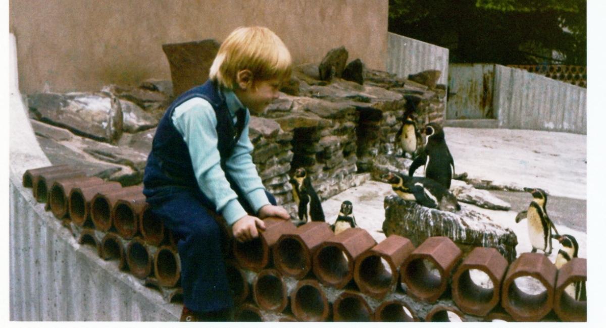 Neunkircher Zoo – früher und heute